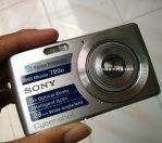 Jual Kamera Digital Sony W610 Second