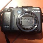 Jual Kamera Prosumer Canon G12 Second