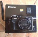 Jual Kamera Prosumer Canon G7X Mark II Bekas