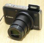 Jual Kamera Prosumer Canon Powershot SX210 IS Bekas