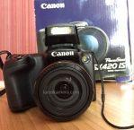 Jual Kamera Prosumer Canon Powershot SX420 is Wi-Fi Second