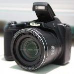 Jual Kamera Prosumer Nikon CoolPix L320 Bekas