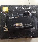 Jual Kamera Prosumer Nikon Coolpix AW100 Bekas