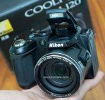 Jual Kamera Prosumer Nikon Coolpix L120 Second