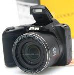 Jual Kamera Prosumer Nikon Coolpix L340 Second