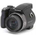 Jual Kamera Prosumer Sony DSC H7 Japan Second