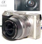 Jual Kamera Mirrorless Sony A6000 Fullset Bekas