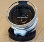 Jual Lensa 7 Artisans 25mm f1.8 untuk Fujifilm Second