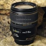 Jual Lensa Canon 17-85mm IS USM Second