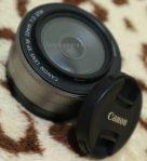 Jual Lensa Canon EF-M 22mm STM Bekas