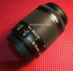 Jual Lensa Kit Canon 18-55mm STM Second