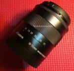 Jual Lensa Mirrorless Canon 18-55mm STM Second