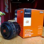 Jual Lensa Sony 50mm f1.8 SAL50f18 Bekas