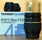 Jual Lensa Tamron 17-50 f2.8 For Nikon Bekas