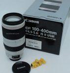 Jual Lensa Canon 100-400mm f4.5-5.6L IS2 USM Bekas