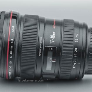 Jual Lensa Canon 17-40mm F4L Second