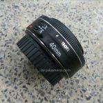 Jual Lensa Fix Canon 40mm STM Second