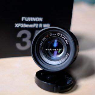 Jual Lensa Fuji 35mm F2 WR Bekas