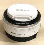 Jual Lensa Nikon 1 10mm f2,8 Second