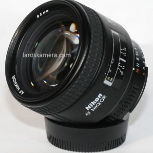 Jual Lensa Nikon 85mm f1.8 Second