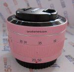 Jual Lensa Samsung 20-50mm f3.5-5.6 i-fn Second