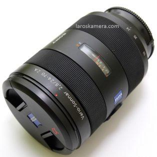 Jual Lensa Sony Carl Zeiss 24-70mm f2.8 Second