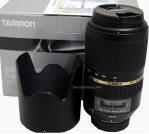 Jual Lensa Tamron 70-300mm VC for Nikon Second