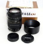 Jual Lensa Tamron 70-300mm untuk Canon Second