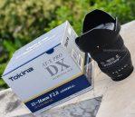 Jual Lensa Wide Tokina 11-16 DX2 for Nikon Second