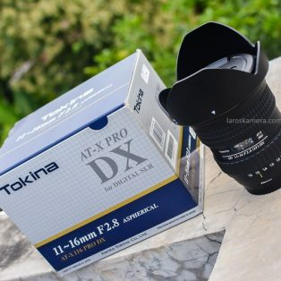 Jual Lensa Wide Tokina 11-16 DX2 for Nikon Second
