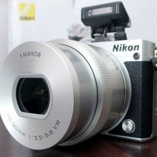Kendala Lensa Error Tidak Bisa Maju Mundur Pada Kamera Mirrorless Nikon J5