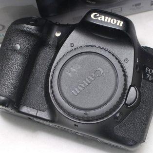 Kendala Mati Total Pada Kamera Canon EOS 7D Mark II dan Perbaikannya