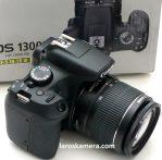 Jual Kamera DSLR Canon 1300D Lensa Kit Fullset Bekas