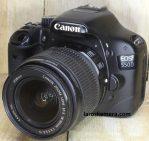 Jual Kamera DSLR Canon EOS 550D Bekas