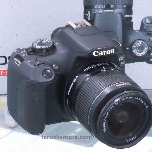 Jual Kamera DSLR Canon Eos 1200D Bekas Fullset