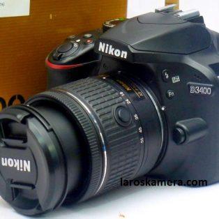 Jual Kamera DSLR Nikon D3400 Bekas