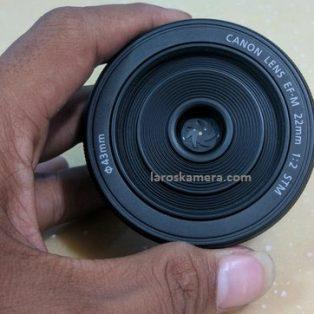 Jual Lensa FIX 22mm F2 STM For Canon Bekas