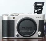 Jual Kamera Mirrorless Fujifilm XA3 BO Bekas