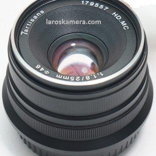 Jual Lensa 7 Artisans 25mm f1.8 For Fujifilm Bekas