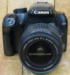 Jual Kamera DSLR Canon Eos 1000D Fullset 2nd