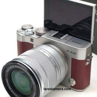 Jual Kamera Mirrorless Fujifilm XA3 Bekas